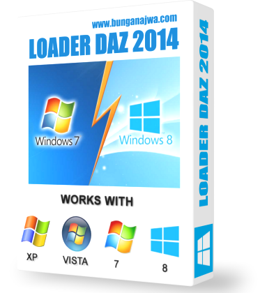 Активатор Windows 7 Loader 2.2.2 by Daz